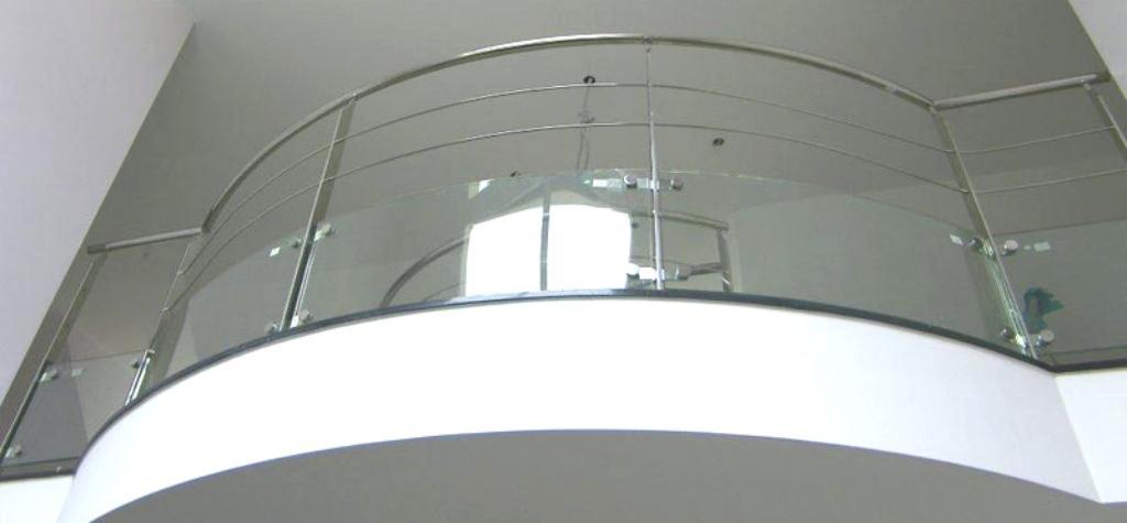 Cristaleria Madrid Barandillas de cristal en madrid