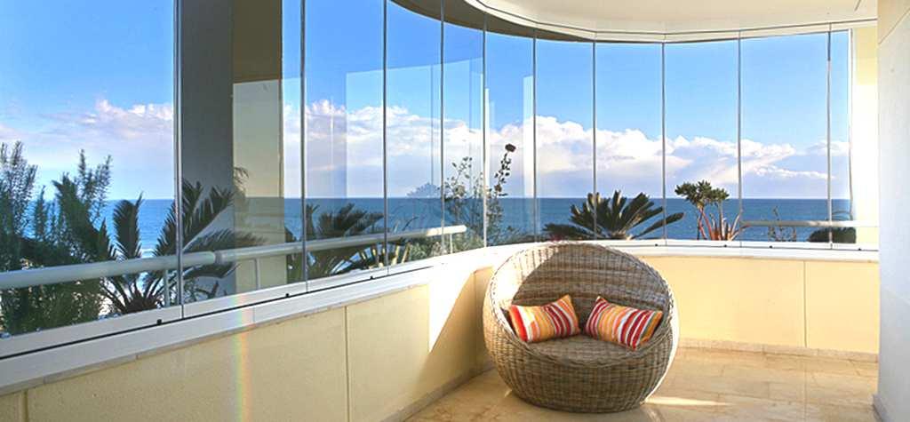 Cristaleria madrid cerramientos de cristal en madrid doble - Terraza de cristal ...