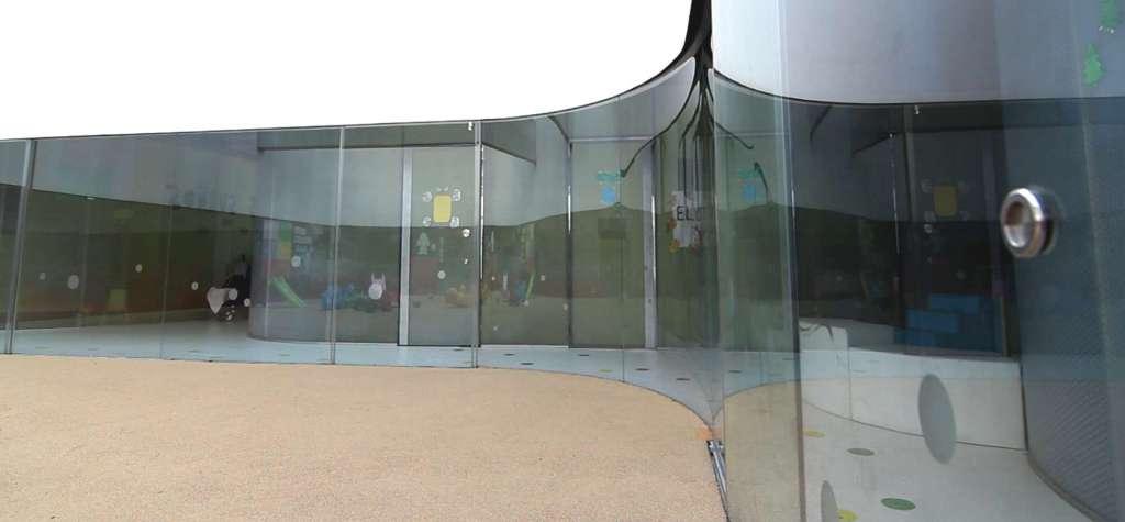 Cristaleria Madrid cristal curvado madrid