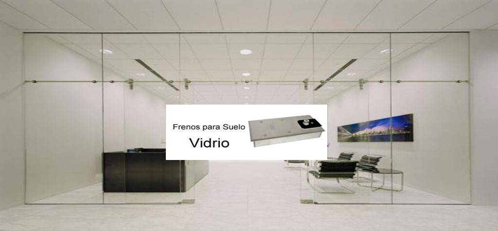 Cristaleria Madrid Herrajes para cristal templado en madrid