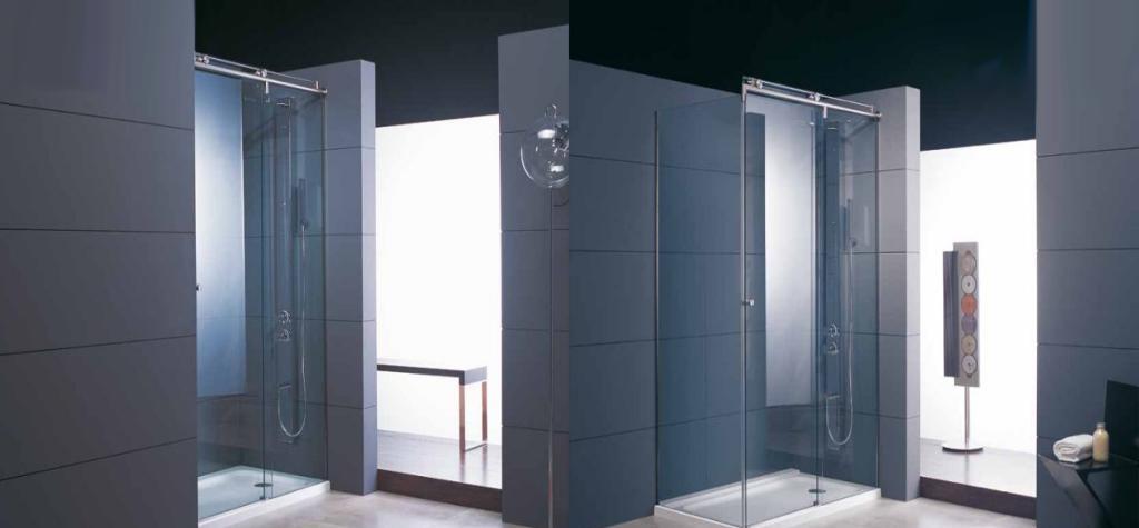 Mamparas de ba o y ducha mampara de ba o en madrid for Duchas modernas precios