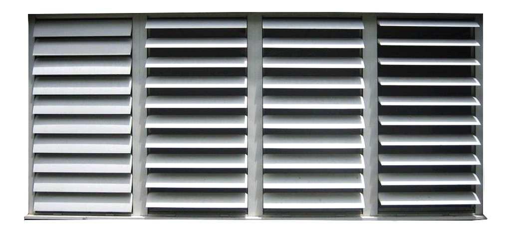 Cristaleria Madrid Persianas orientables de aluminio en madrid