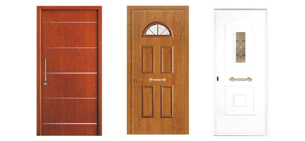 Puerta de cristal puertas de cristal en madrid cristales for Puertas madera y cristal interior