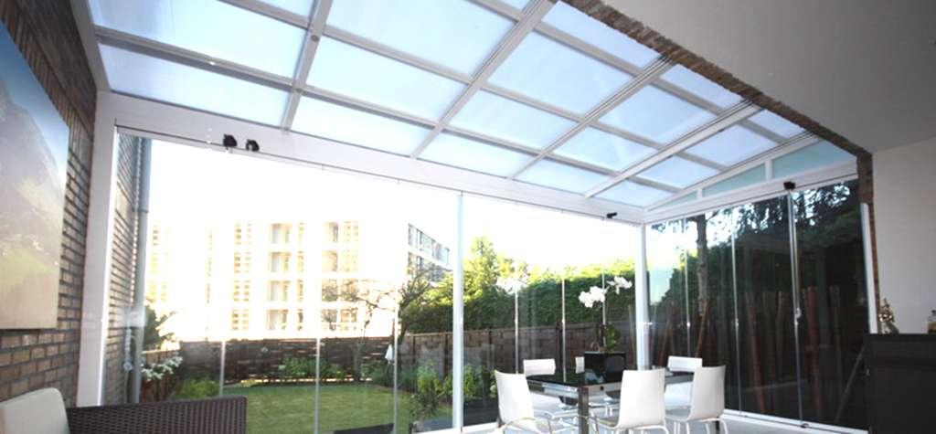 Cristaleria Madrid Techos moviles y fijos de aluminio y cristal en madrid