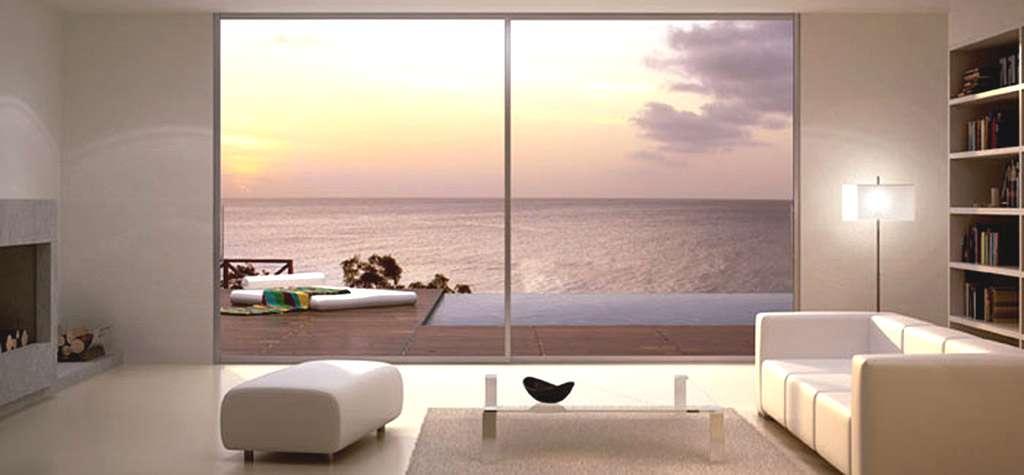 Cristal para ventanas en madrid ventanas technal en madrid - Cristaleras de aluminio ...