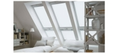 Cristaleria Madrid Ventanas para tejados Velux en madrid